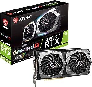 MSI - NVIDIA GeForce RTX 2060 Super 8GB GDDR6 PCI Express 3.0 Graphics Card - Black/Gray