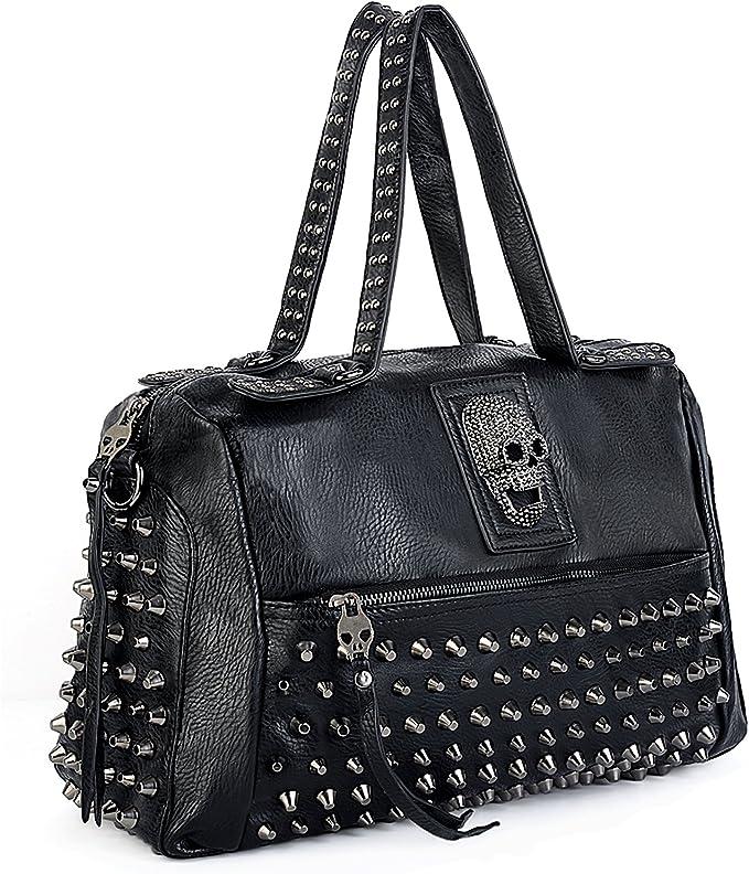 Acheter sac à main fille femme tete de mort online 1