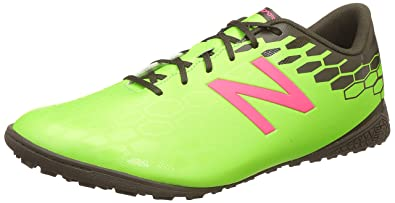 392bf8bab179 new balance Men's Visaro 2.0 Control TF Energy Lime Military Dark Triumph  Green Football Boots -