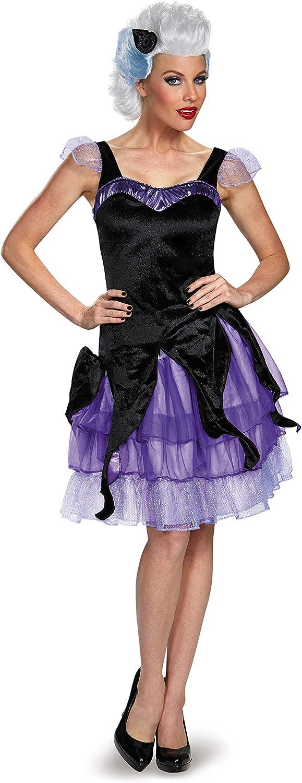 Disfraz de Úrsula La Sirenita Deluxe para Mujer: Amazon.es ...