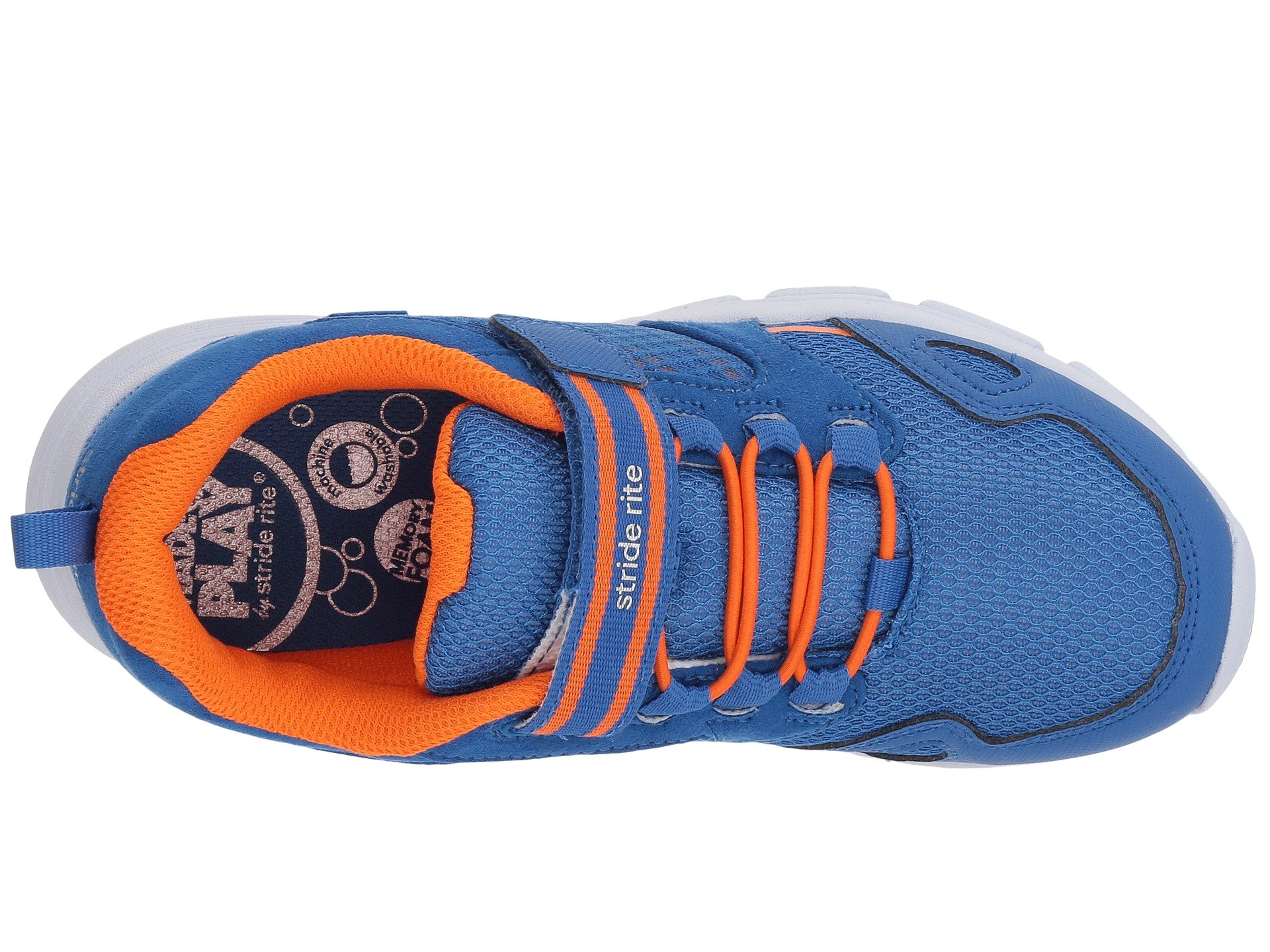Stride Rite Mens Made 2 Play Taylor (Toddler/Little Kid) Royal 5.5 Toddler M by Stride Rite (Image #9)