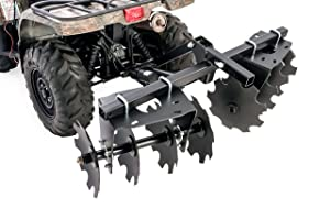 Camco Black Boar ATV/UTV Disc Harrow