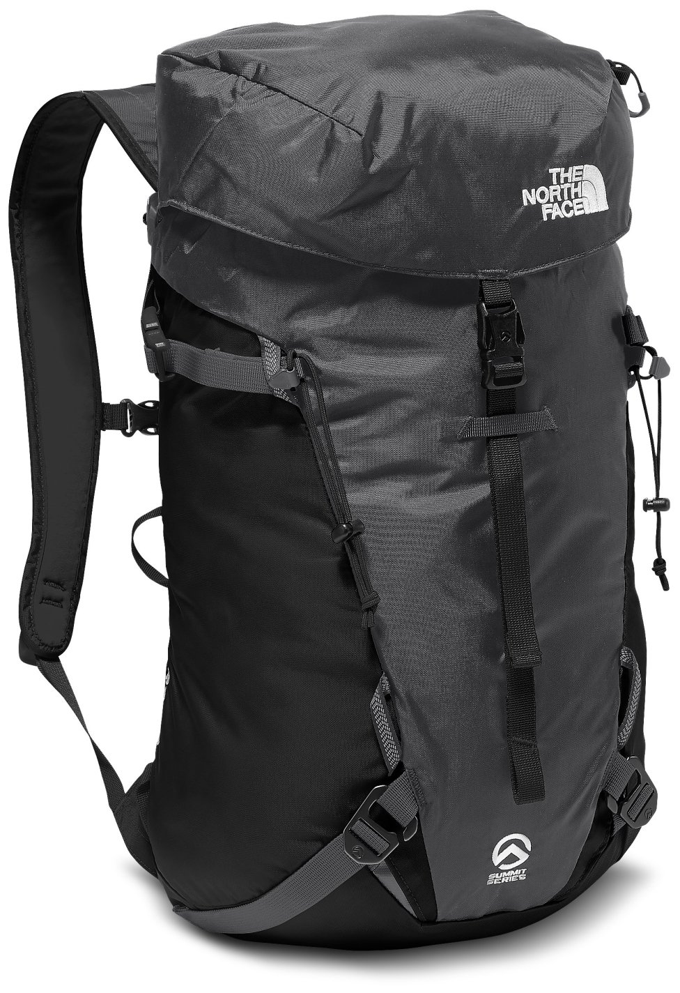 The North Face Verto 18 Backpack - TNF Black/Asphalt Grey by The North Face