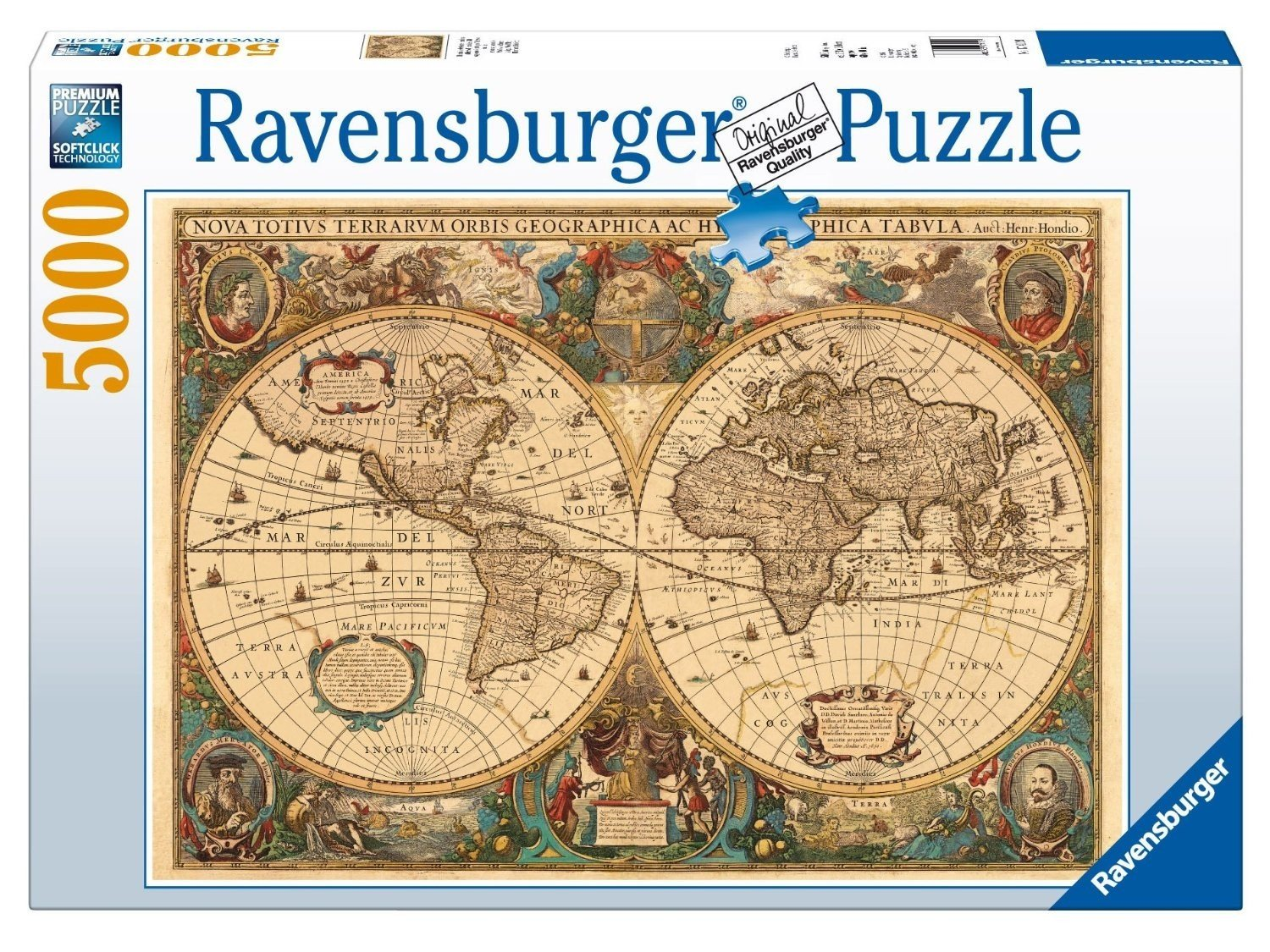 Amazon ravensburger puzzle 5000 pieces old globe code 17411 amazon ravensburger puzzle 5000 pieces old globe code 17411 toys games gumiabroncs Image collections