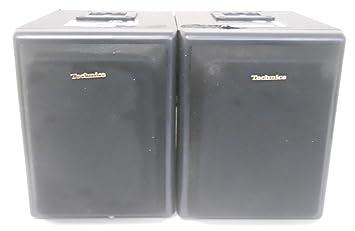 Technics SB S80 Speakers 160 Watts Speaker Bookshelf Home Bedroom Dorm Room  Front U0026 Rear Part 63