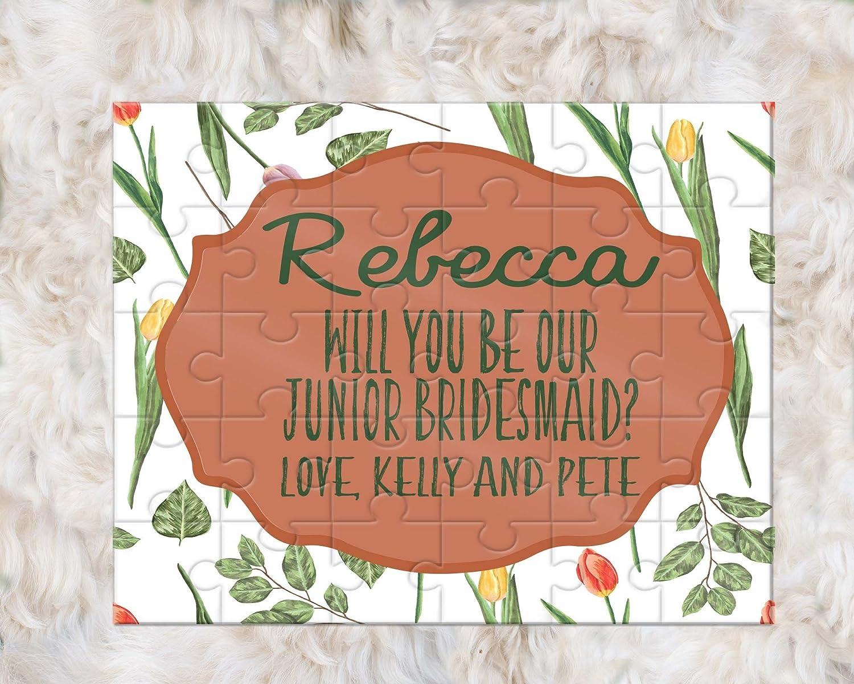 Junior Bridesmaid Proposal Puzzle
