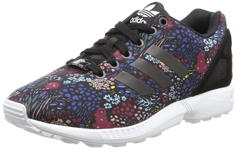 Adidas ZX Flux, Zapatillas para Mujer 42 EU|Multicolor (Core Black/Core Black/Ftwr White)