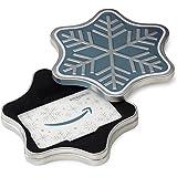 Amazon.de Geschenkkarte in Geschenkbox (Schneeflocke) - mit kostenloser Lieferung per Post