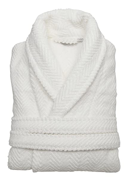 Image Unavailable. Image not available for. Color  Linum Home Textiles  Unisex Herringbone Weave Bathrobe ... 45d60dab1