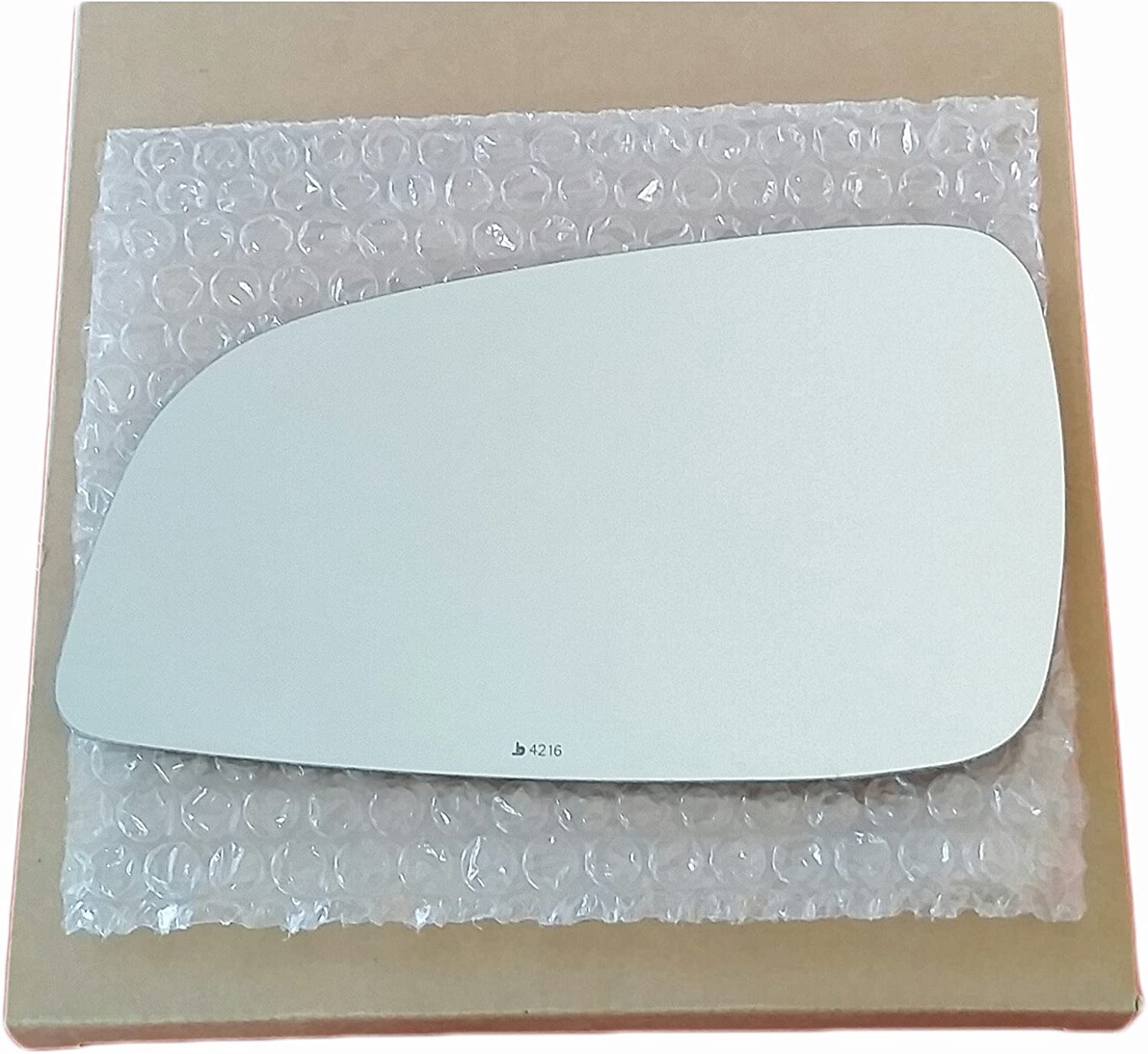 CHEVROLET MALIBU SATURN AURA FITS RIGHT PASSENGER SIDE BURCO MIRROR GLASS 5296
