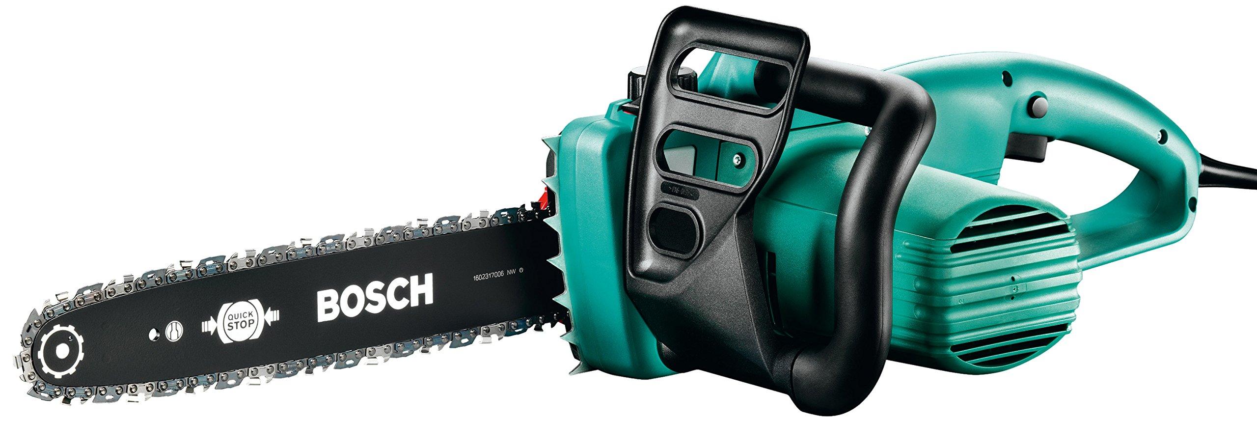 Bosch 910030973 Motosierra eléctrica AKE 35-19 S 1900 W, velocidad de la cadena