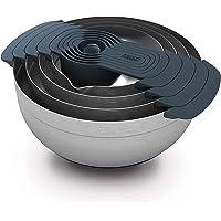 Joseph Joseph 95032 Nest 100 Food Preparation, Stainless Steel, 9 Piece