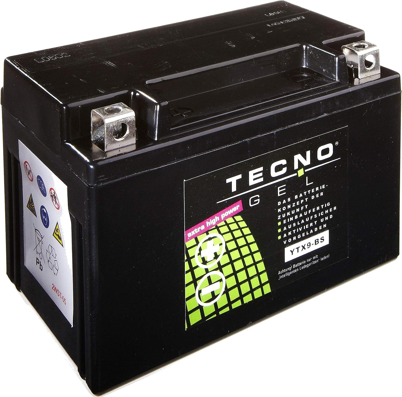 Tecno YTX9-BS Gel Batterie S 1000 XR ABS 2015-2016