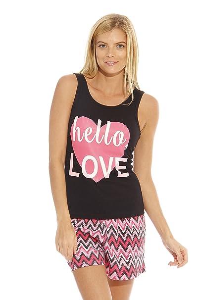 Just Love Sólo Amor mujer pijamas/corta conjuntos/mujer pijama