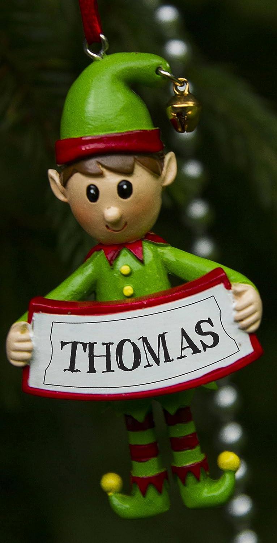 Boxer Gifts Thomas Elf D/écoration Multicolore 8/x 4.5/x 2/cm c/éramique