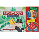 Hasbro Monopoly Electronic Banking Game Arabic Version, 8 years