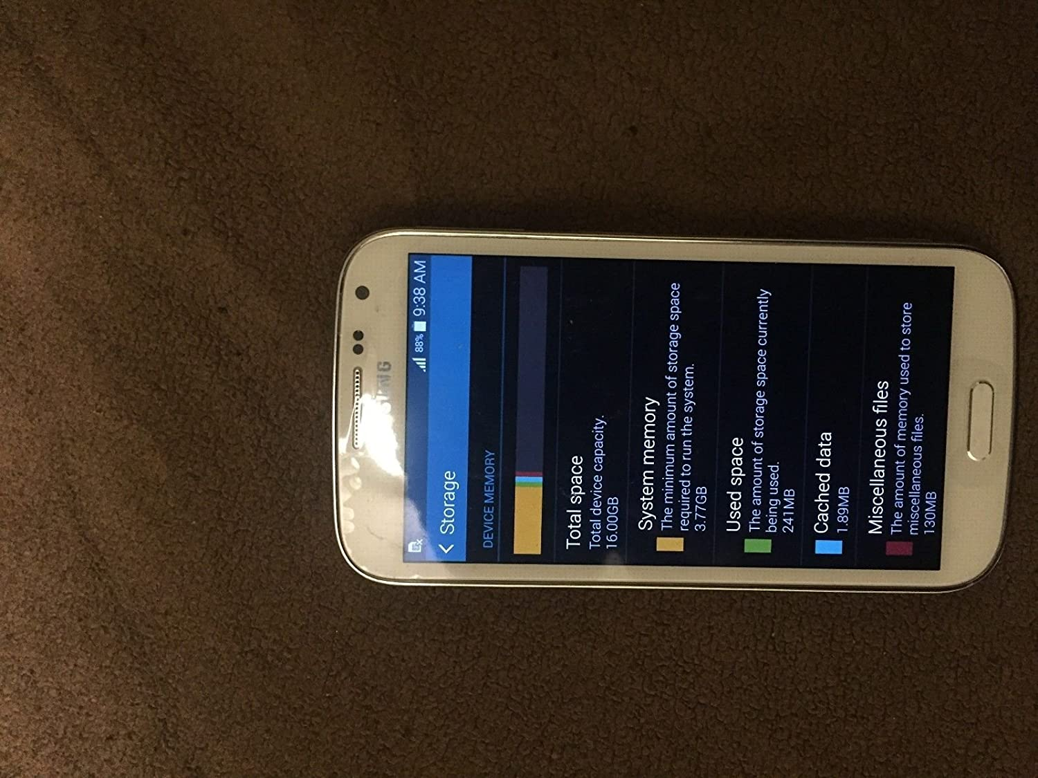 Samsung Galaxy K S5 Zoom Sm C111 Unlocked Gsm Quad 8gb White Core Camera Android Smartphone Cell Phones Accessories