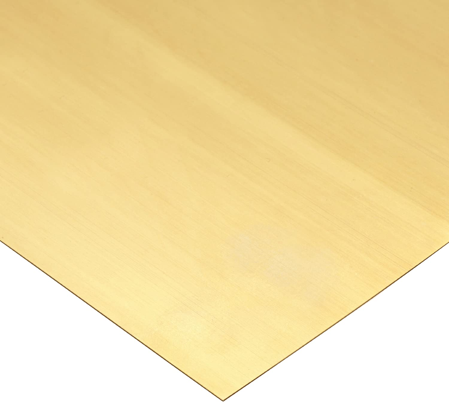 Finish Unpolished 0.009 Thickness 6 Width 60 Length H02 Temper ASTM B19//ASTM B36 260 Brass Sheet Mill