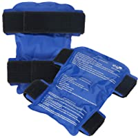 Shin Splint Ice Pack 2 Pack - Reusable Shin Cold and Hot Wrap for Shin Splints Pain Relief, Flexible Ice Pack for…