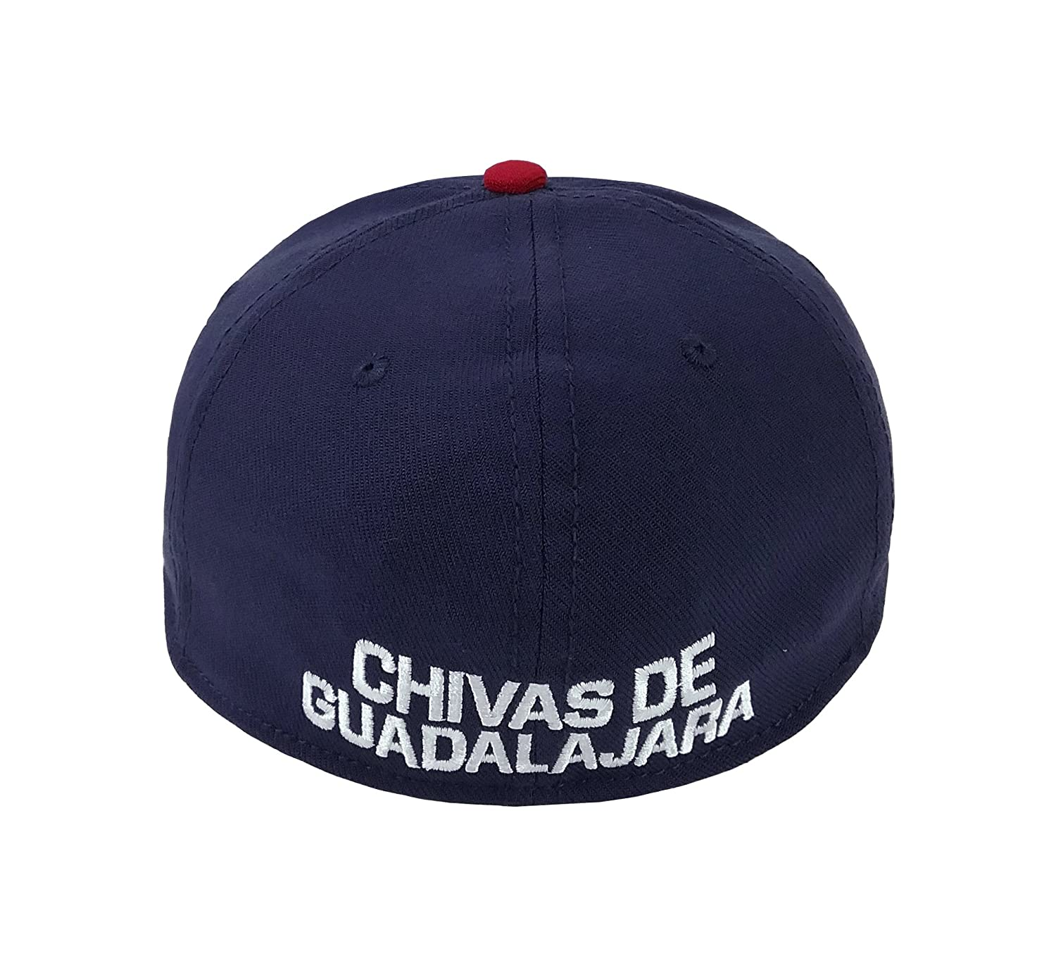 Amazon.com: New Era 39Thirty Hat Chivas De Guadalajara Official Liga MX Soccer Flex Cap: Clothing