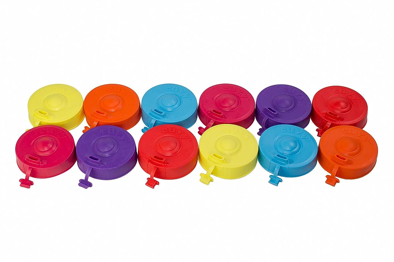 有名ブランド Alternative Cup Sippy Cup B075X3TS4H Lid 12 by cuvy | Stretchable蓋Fits Mostカップ、耐漏れ性、BPAフリー安全材料で、Perfect for Toddlers、子供や大人用to-go飲料こぼれを防ぐために 12 12 B075X3TS4H, ナグリムラ:28282a8b --- a0267596.xsph.ru