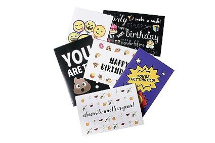 Amazon Birthday Cards Box Set 48 Pack Happy Birthday Cards