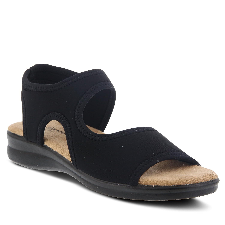 Flexus Women's Style marya Sandal B07BBW266W 35 M EU Black