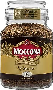 Moccona Classic Dark Roast Freeze Dried, 100 g