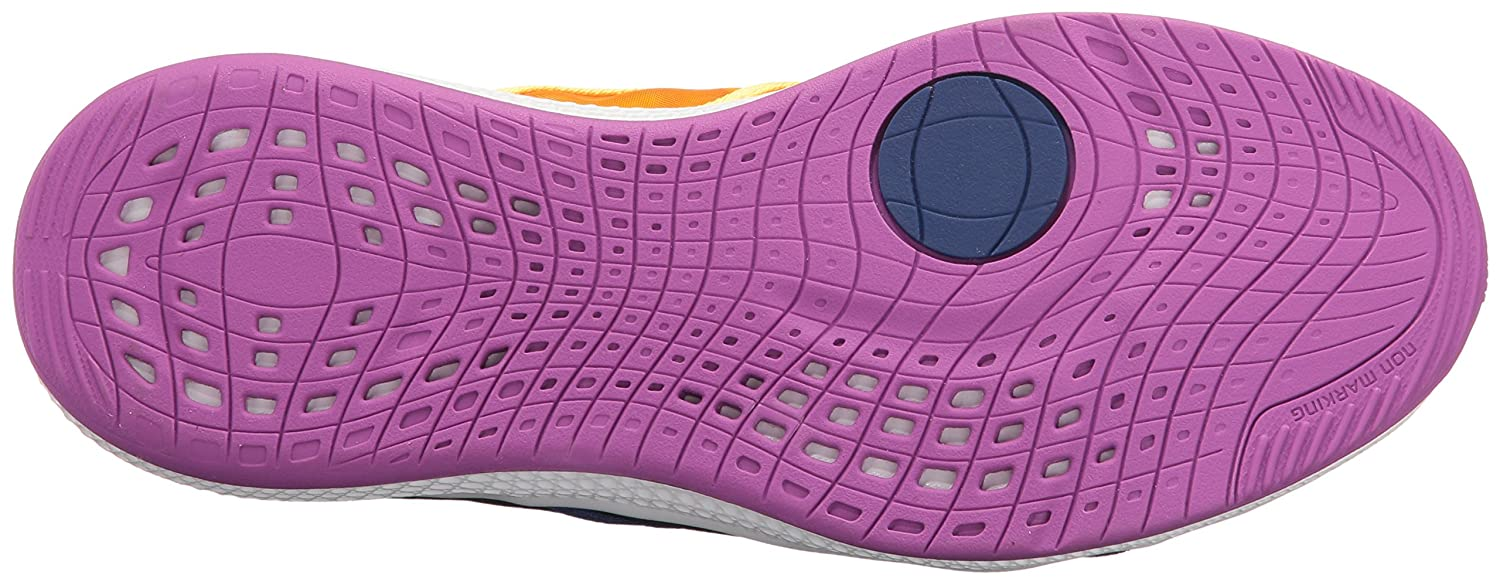 0103ab0a0bc0f Zapatillas Adidas Performance Gymbreaker Bounce Cross-Trainer para mujer Shock  Purple Solar Gold   Blanco
