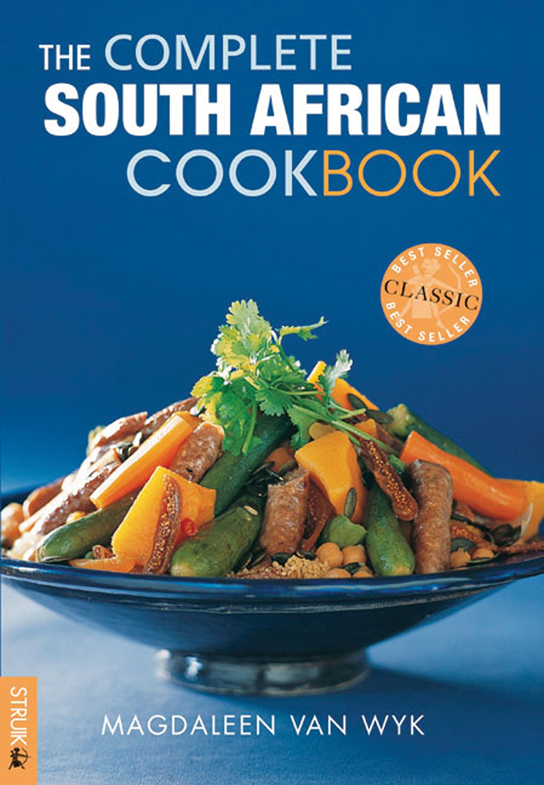 The complete south african cookbook amazon magdaleen van wyk the complete south african cookbook amazon magdaleen van wyk 9781868727469 books forumfinder Image collections