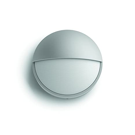 Philips myGarden Capricorn - Aplique sin sensor de movimiento, iluminación exterior, 6 W,