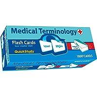 Medical Terminology Flash Cards (Academic)