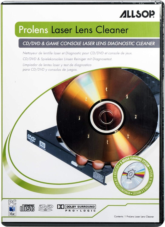 Allsop 59147 Prolens Laser Lens Diagnostic Cleaner For Computer Zubehör
