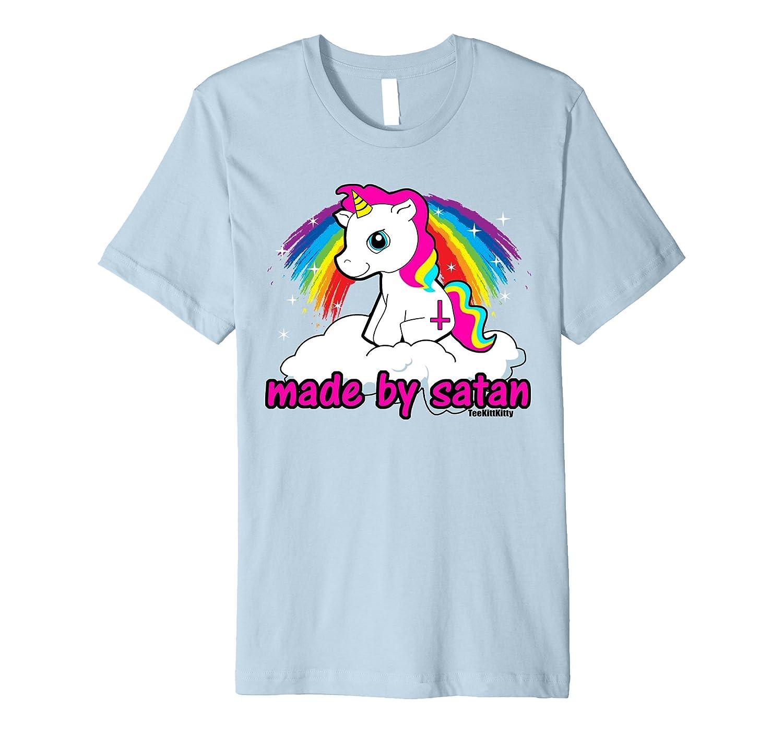 a08b9427 Made By Satan – Offensive Tshirts, Satanic Shirts-Teevkd – Teevkd.com