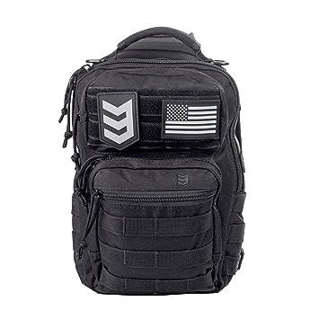Amazon.com : 3V Gear Posse EDC Sling Pack - Black : Sports & Outdoors