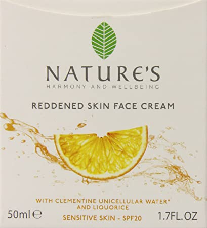 Natures Protective Face Cream Reddened Skin SPF 20 Skin & Co Truffle Therapy Eye Concentrate, Set of 2 Travel Size, .17 Oz Ea