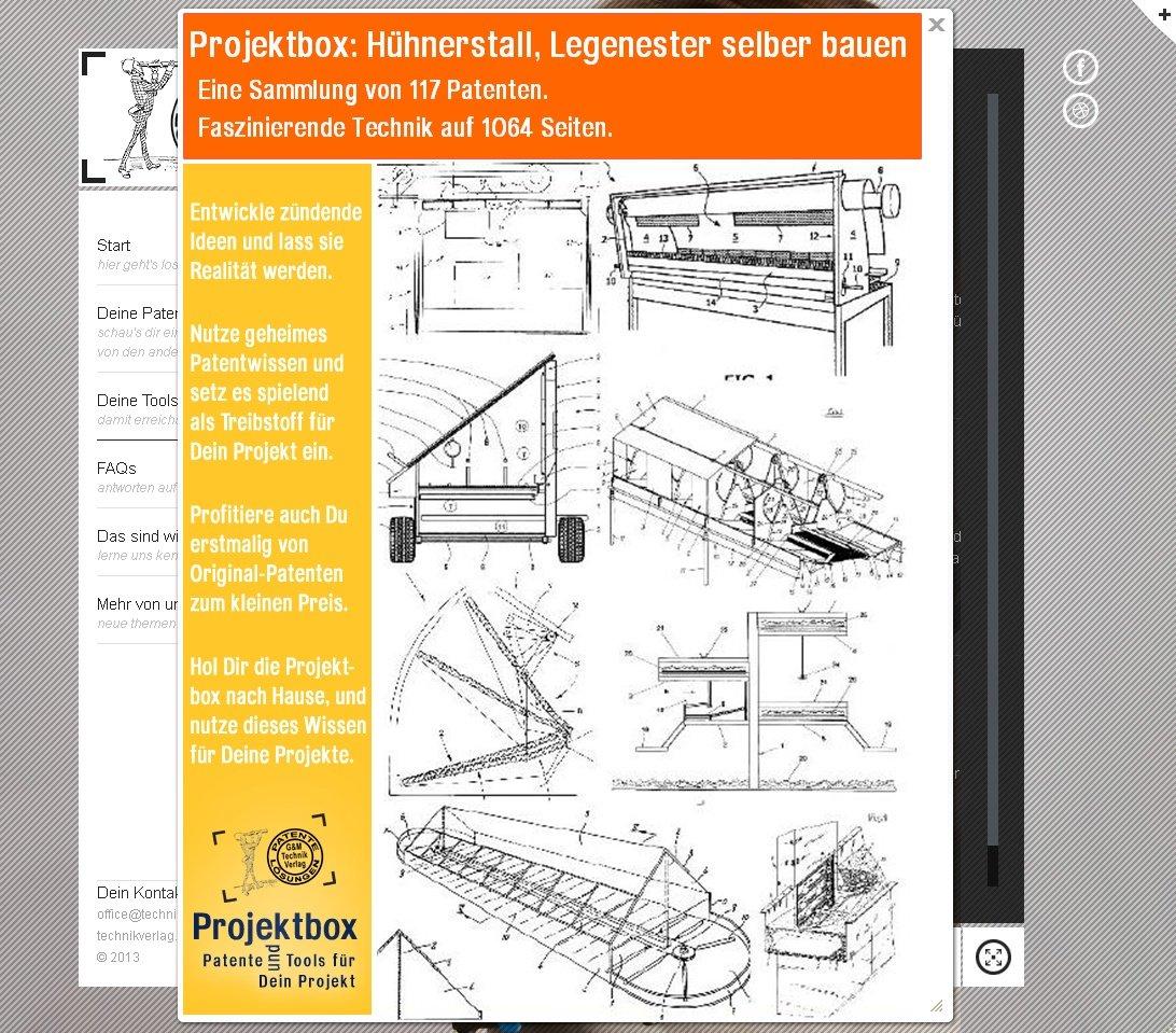 Hühnerstall, Legenester selber bauen: Deine Projektbox inkl. 117 ...
