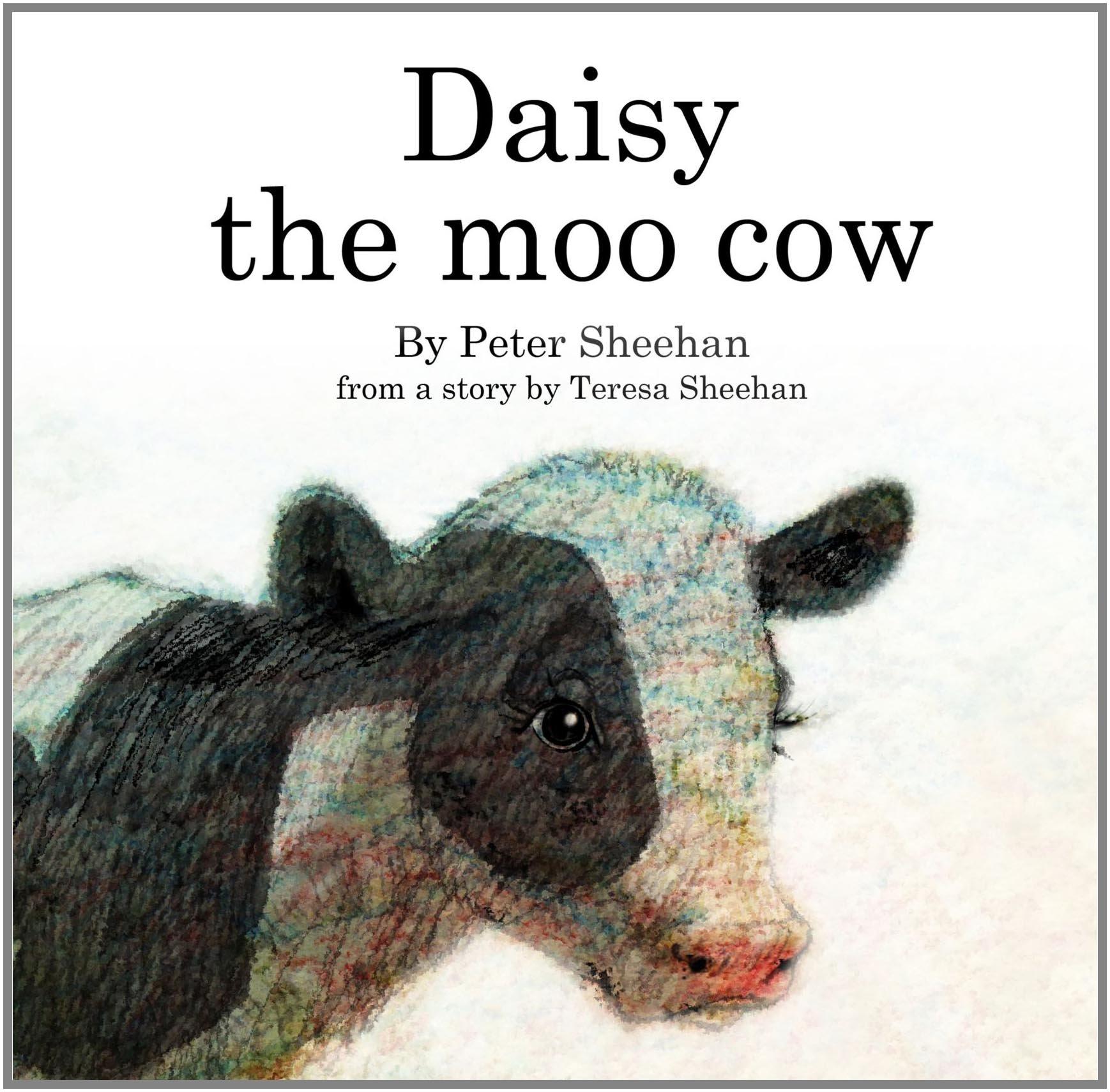 daisy the moo cow peter sheehan books