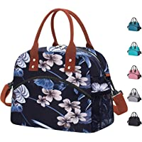 Elvira Reusable Large Insulated Durable Cooler Lunch Bag