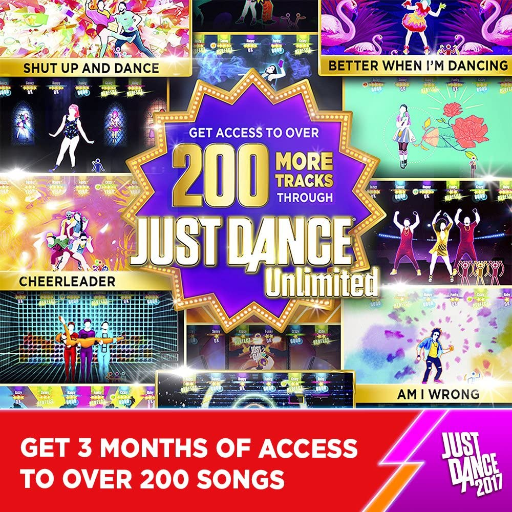Just Dance 2017 - Switch(Versión EE.UU., importado): Amazon.es ...