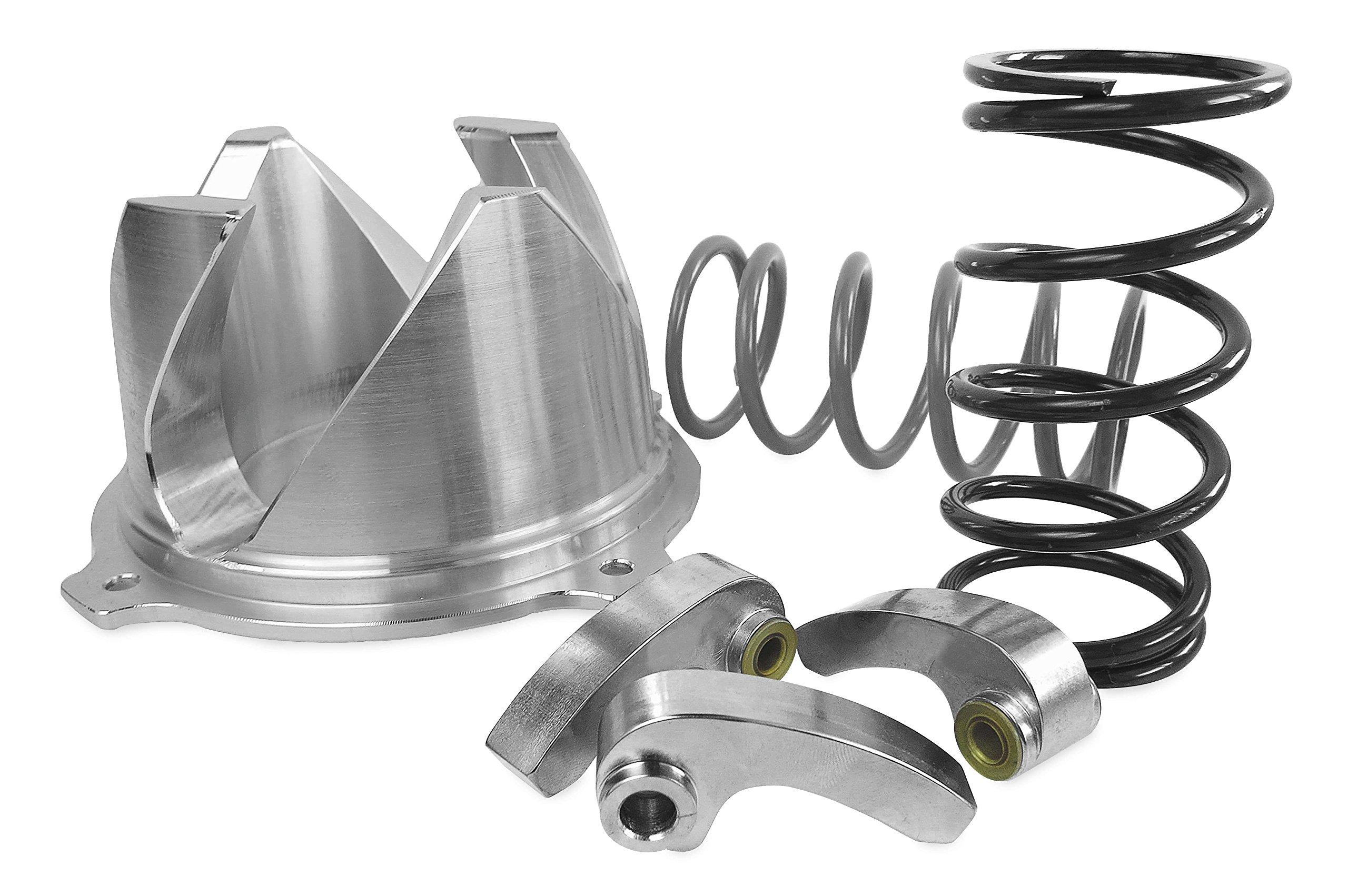QuadBoss WE437341 Sport Utility Clutch Kit - Elevation: 0-3000ft. - Tire Size: 27-28in.