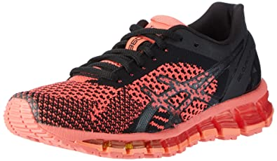 the latest eedf8 cb84d ASICS Gel-Quantum 360 Knit Womens Running Trainers T778N Sneakers Shoes (UK  5 US