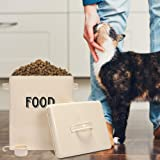 Silky Road Pet Food and Treats Containers Set