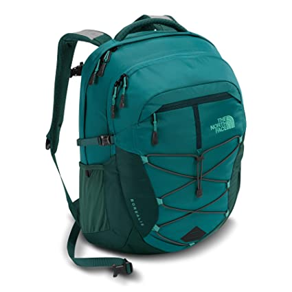 09b406e352 Amazon.com: The North Face Women's Borealis Backpack - Harbor Blue &  Atlantic Deep Blue - OS (Past Season): Computers & Accessories