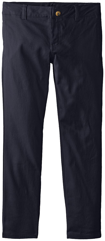 Lee Uniforms Big Girls Original Skinny-Leg Stretch Twill Pant K9483L-7-16