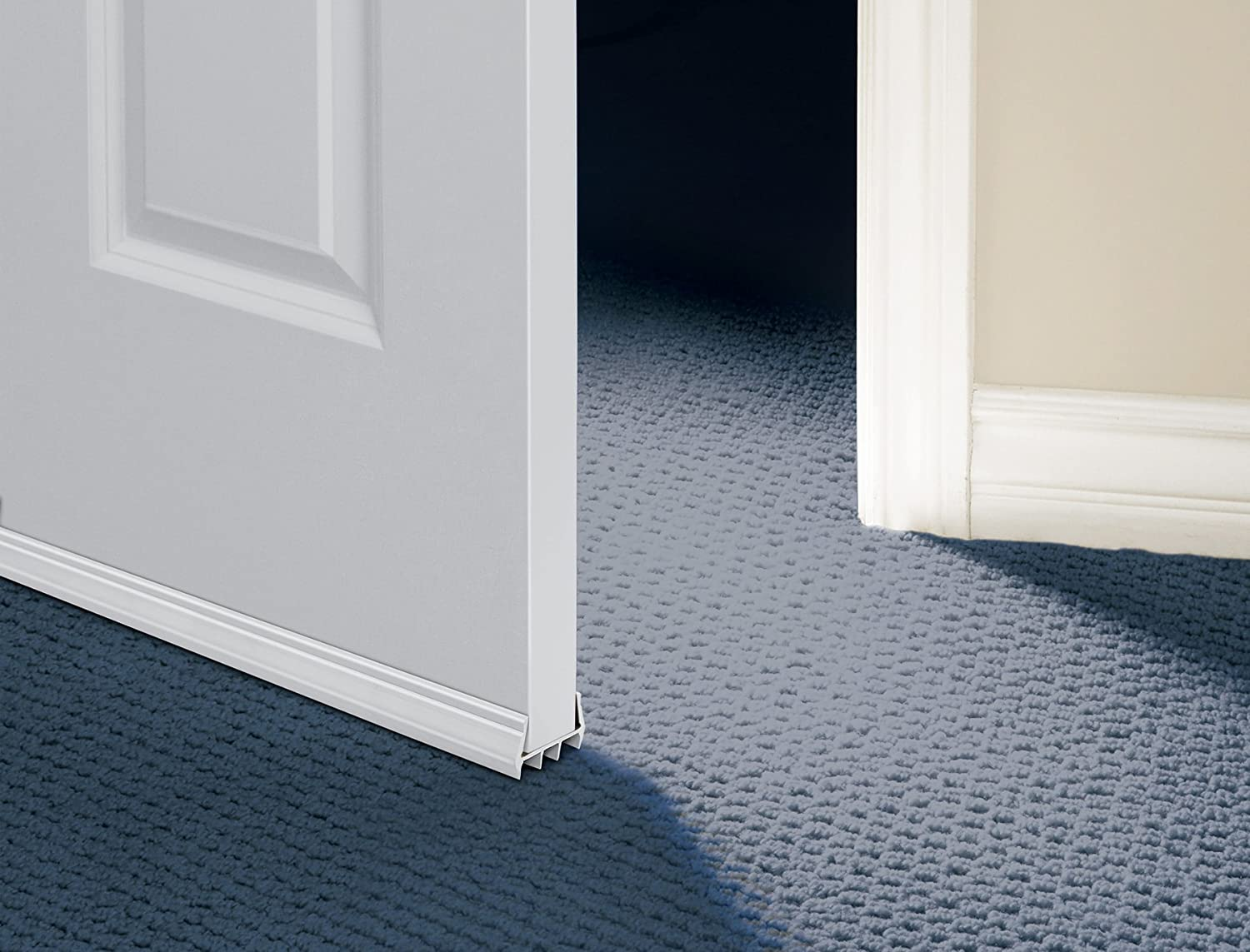 Door Draft Stopper Draft Stopper Door Draft Blocker Door Snake Draft Excluder UNFILLED DRAFT STOPPER Grey with White Swirls