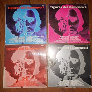 Figuras Del Flamenco _ Varios Artistas (4 Lp Collection // Vinyl)
