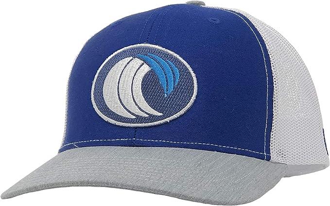 Snapback Mens Trucker Hat Beach Wave Hat-Headz Trucker Hat