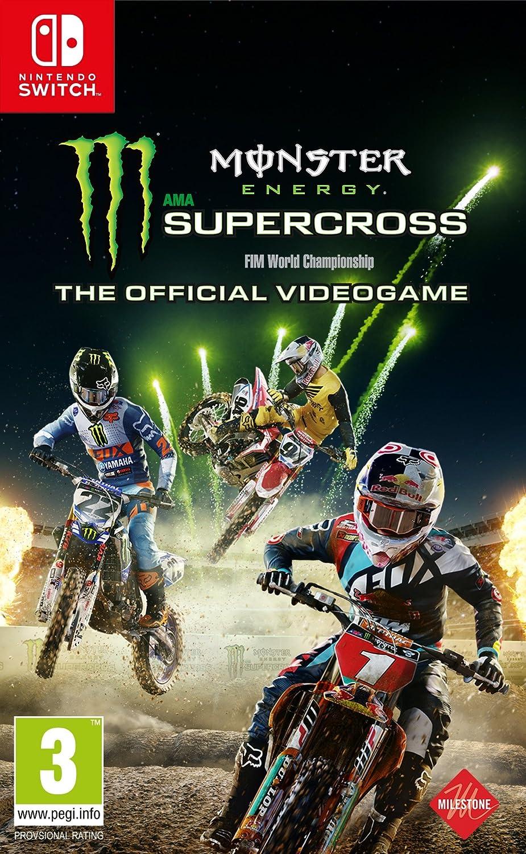 Monster Energy Supercross. The Official Videogame: Amazon.es: Videojuegos