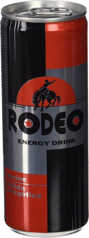 Rodeo Bebida Energética - 250 ml: RODEO: Amazon.es ...